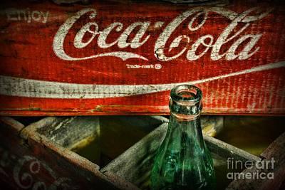 Coke Bottle Prints