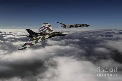 The Falklands War Digital Art