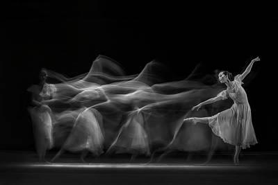 Ballet Dancing Photographs