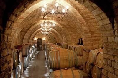 Wine Vault Photographs Prints
