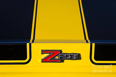 Designs Similar to Yellow Z28 by Dennis Hedberg