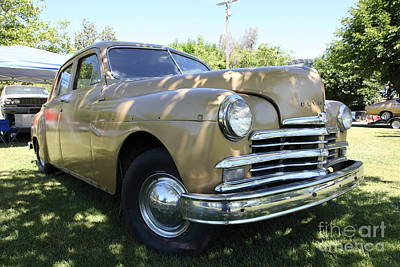 Plymouth Delux Sedan Prints