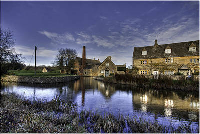 Lower Slaughter Posters