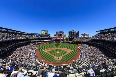 New York Baseball Parks Posters