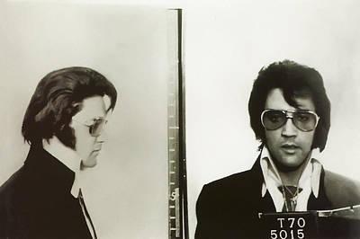 Designs Similar to Elvis Mugshot 1970