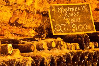 Wine Cellar Photographs Original Artwork