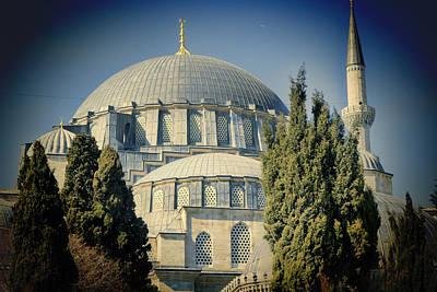 Suleymaniye Mosque Photographs