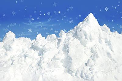 Designs Similar to Mountain Of Snow