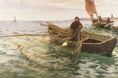 Designs Similar to The Fisherman