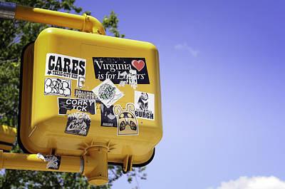 Traffic Signs Photographs Prints