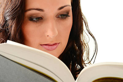 Designs Similar to Young Woman Reading A Book