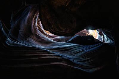 Designs Similar to Antelope Canyon Blue