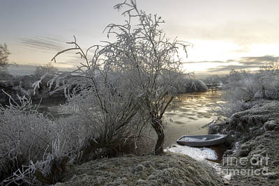 Designs Similar to by the frozen river Wye