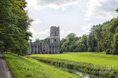 Designs Similar to Fountains Abbey Yorkshire 1