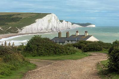 Coastguard Cottages Photographs