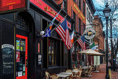 Fells Point Baltimore Maryland Posters