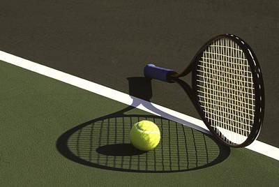 Tennis Photographs Prints