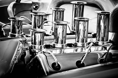 Designs Similar to 1956 Chrysler Hot Rod Engine