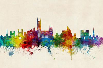 Canterbury Art Prints