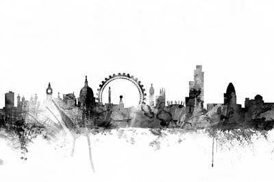 Designs Similar to London England Skyline