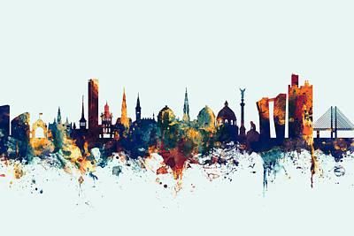 Designs Similar to Copenhagen Denmark Skyline