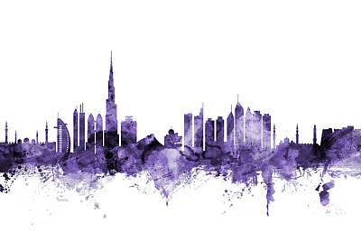 Designs Similar to Dubai Skyline