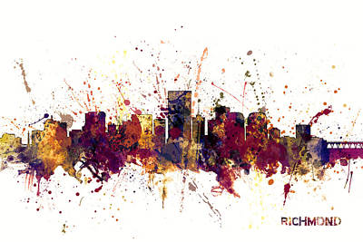 Richmond Virginia Art Prints