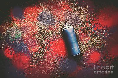 Cement Photographs
