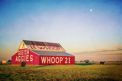 Designs Similar to Aggie Barn 2017 by Joan Carroll