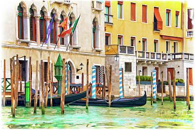 Gondola Ride Posters