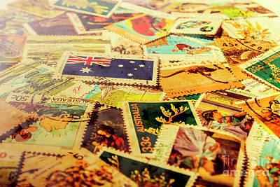 Designs Similar to Australian Postal Background