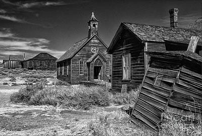 Bodie Out House Prints
