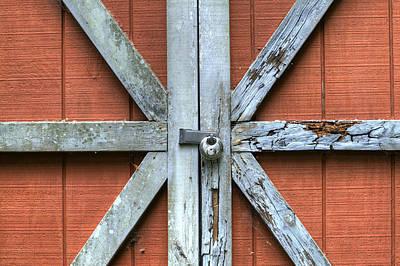 Barn Doors Original Artwork