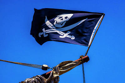 Designs Similar to Black Flag Flying From Bow