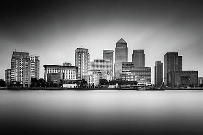 Canary Wharf Photographs