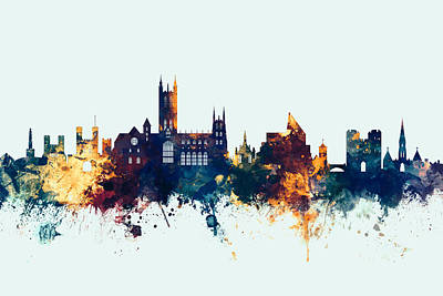 Canterbury Posters