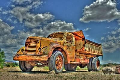 Dump Truck Photographs