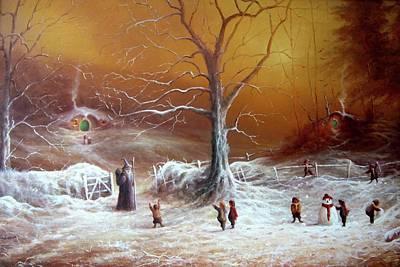 Joe Gilronan Art