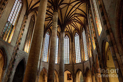 Designs Similar to Church Of The Jacobins Interior
