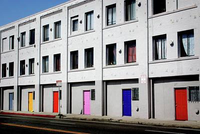 Designs Similar to Colorful Doors- By Linda Woods