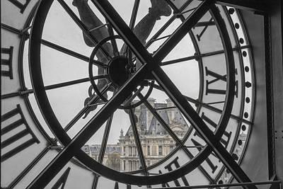 Designs Similar to D'orsay Clock Paris
