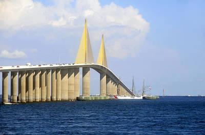 Sunshine Skyway Bridge Art