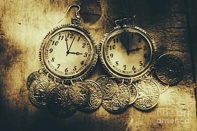 Timepiece Art