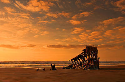 Peter Iredale Photographs