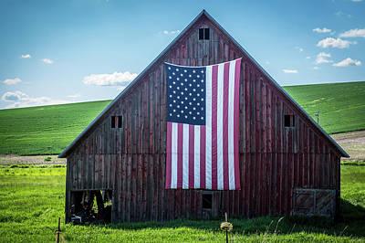 Designs Similar to Flag Barn by Paul Freidlund