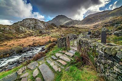 Designs Similar to Gate To Snowdonia