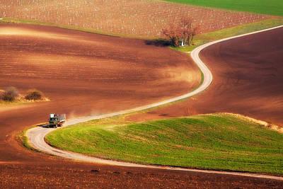 Aerial Landscape Photographs Prints
