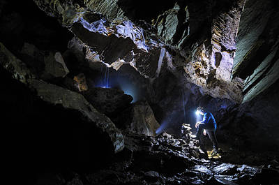 Speleology Photographs