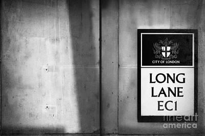 Designs Similar to Long Lane Ec1 by Rod McLean