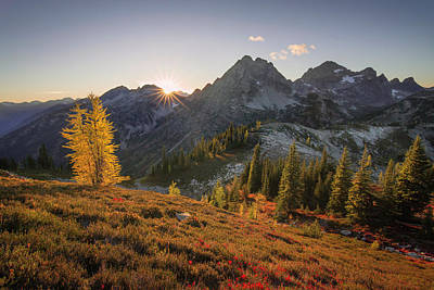 Designs Similar to Maple Pass Sunset II